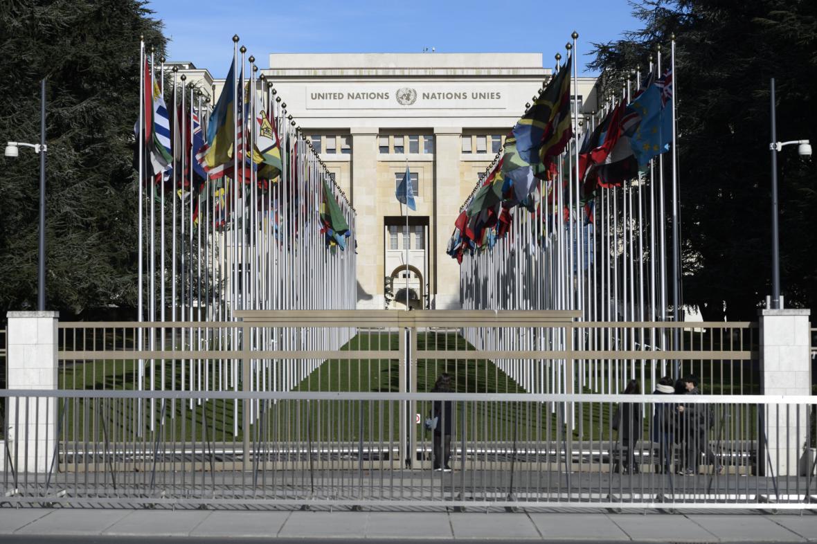 Mírové rozhovory o Sýrii se konají v ženevském sídle OSN