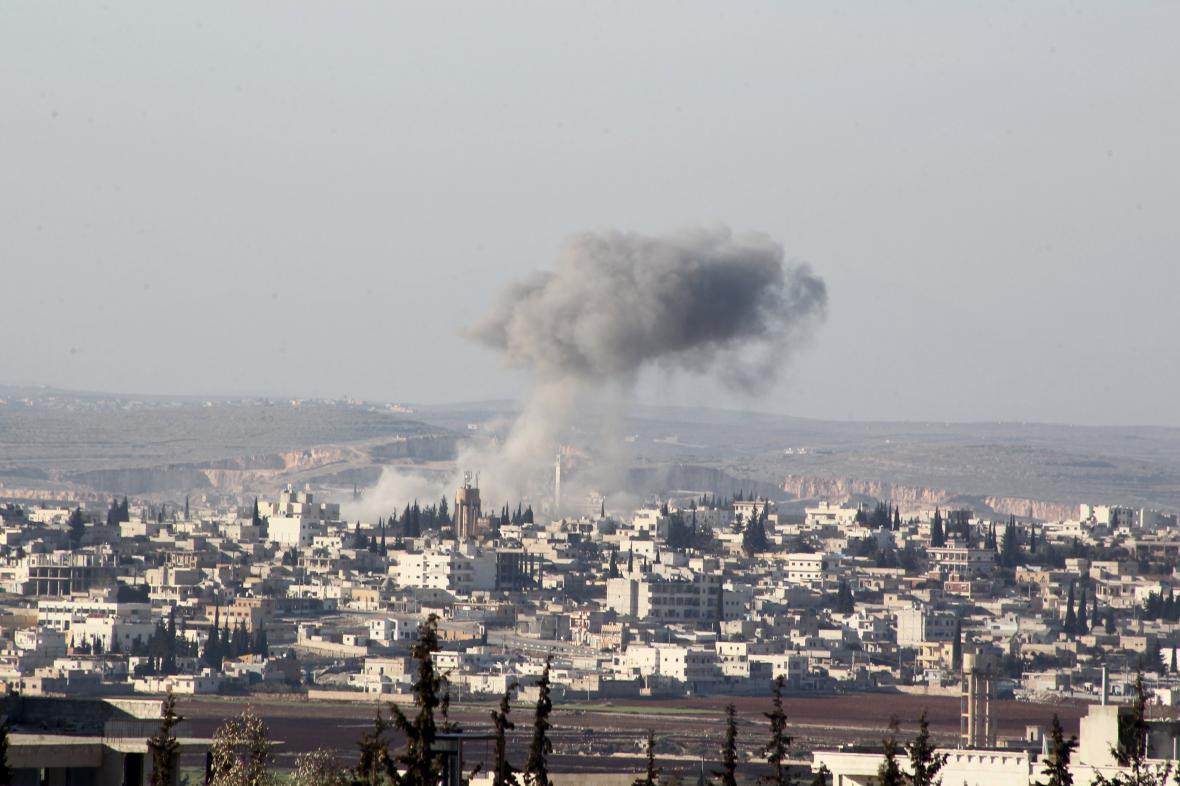 Boje u Aleppa