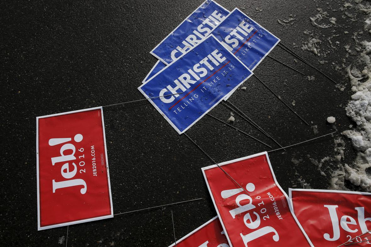 Chris Christie se rozhodl vzdát souboj o prezidentskou nominaci