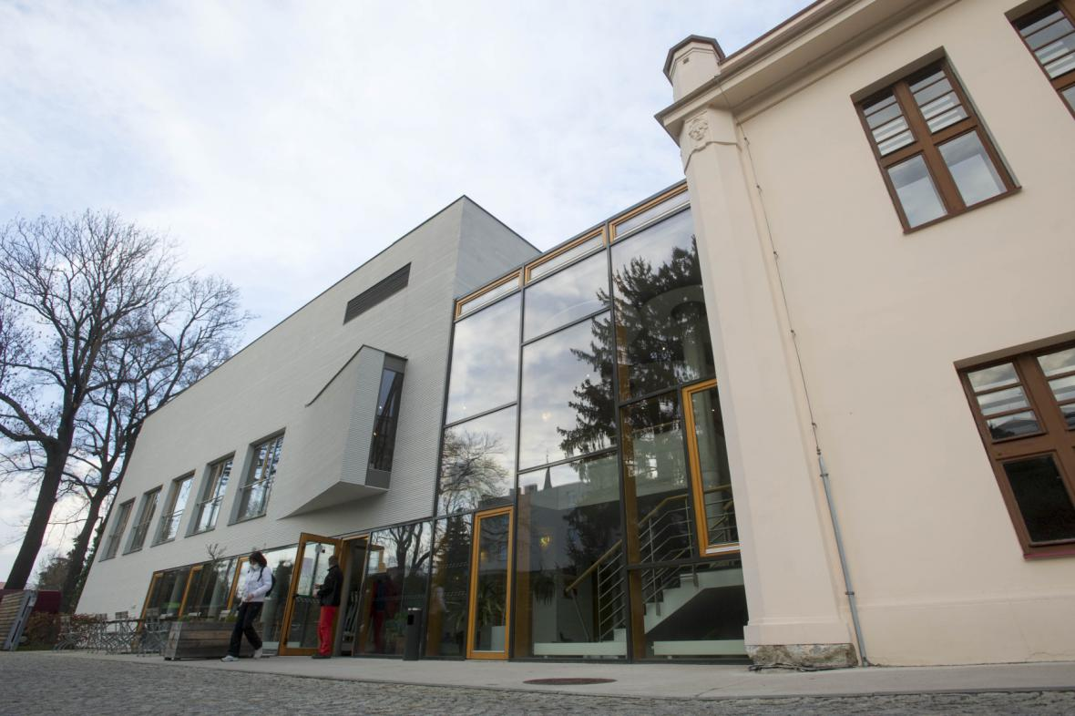Dusíkovo divadlo v Čáslavi