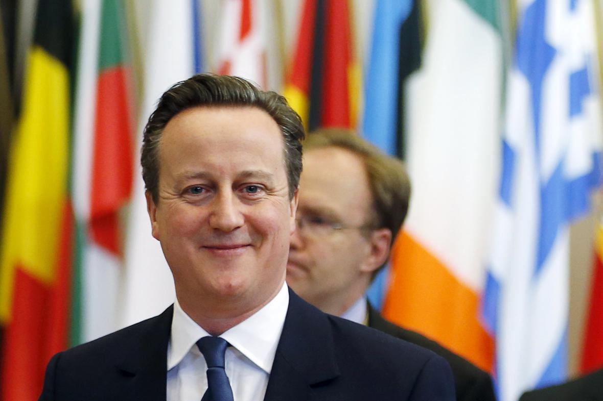 David Cameron: Dohoda mi dává dostatečný důvod k tomu, aby prosazoval setrvání Británie v EU