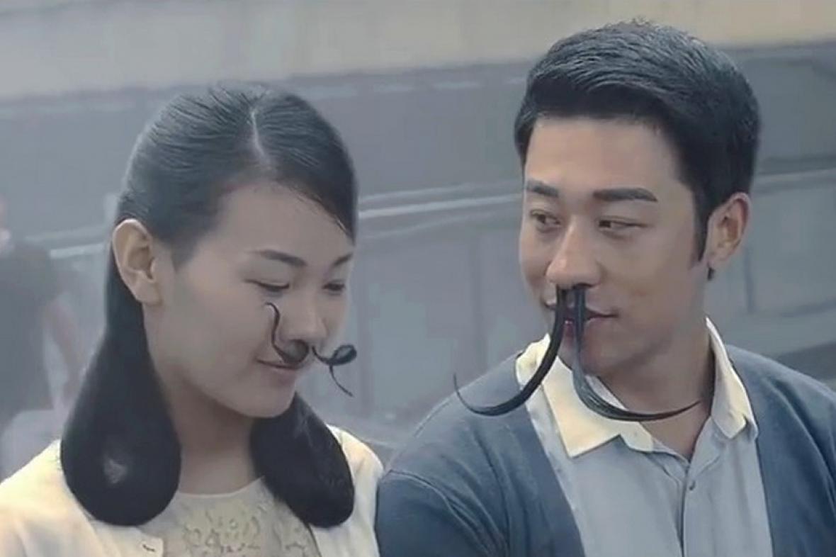 Snímek z videa Hairy Nose