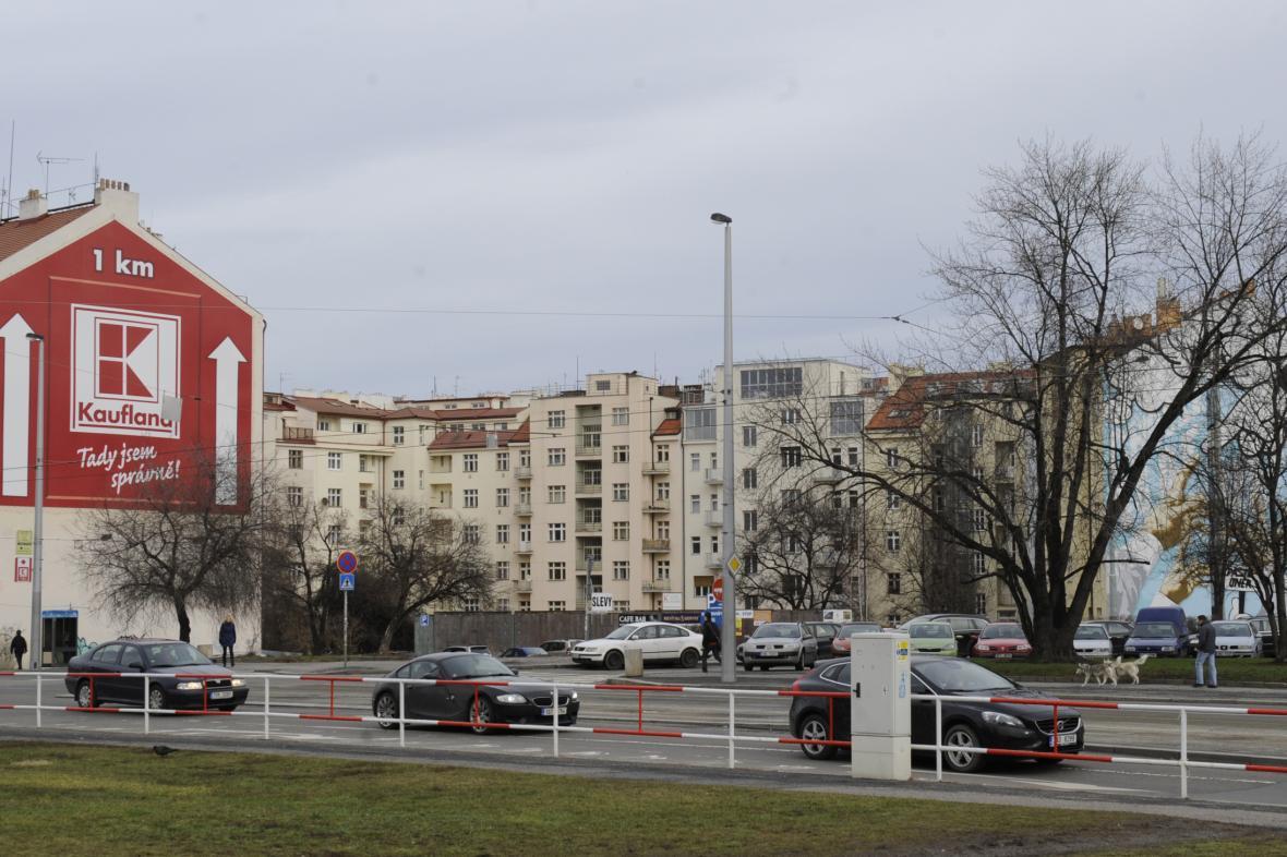 Vítězné náměstí v Praze