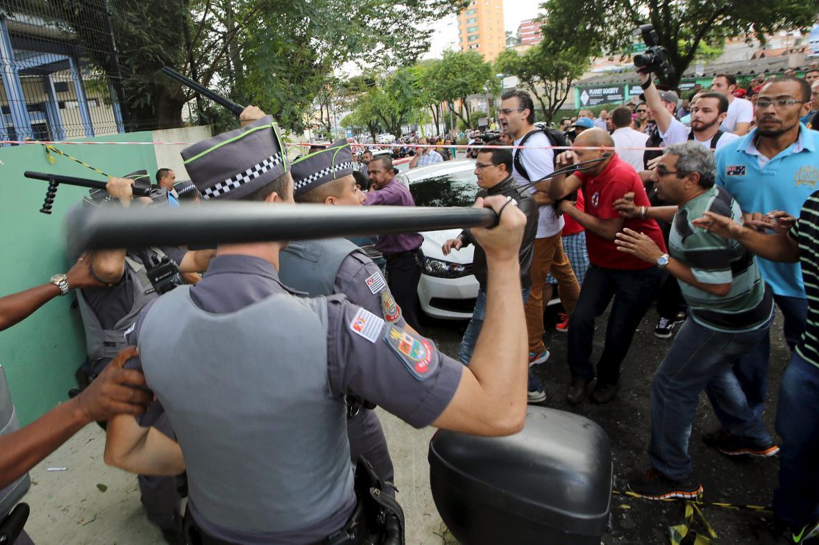 Lulovi příznivci vyšli do ulic