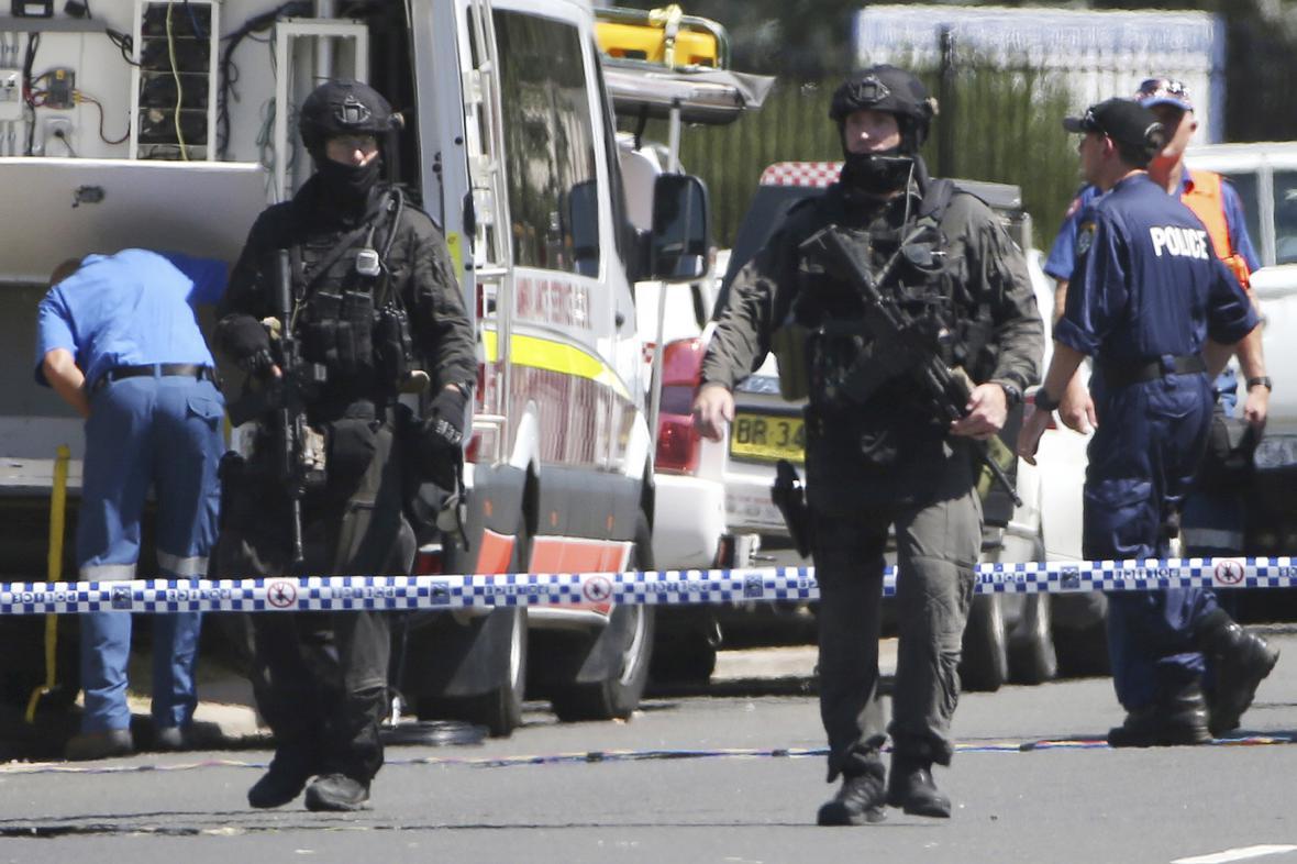 Střelba v Sydney