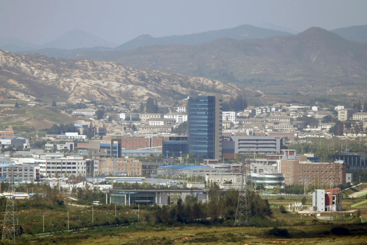 Průmyslová zóna Kesong