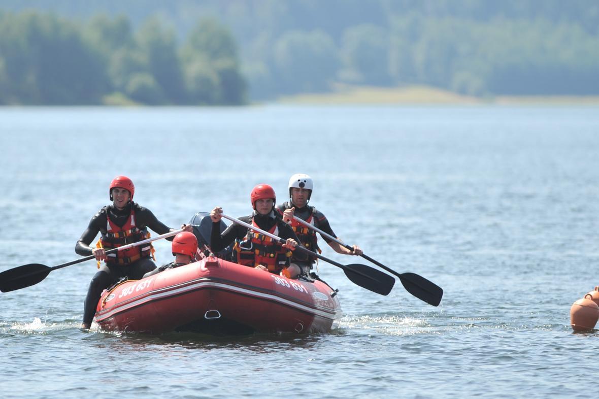 Vodní záchranná služba