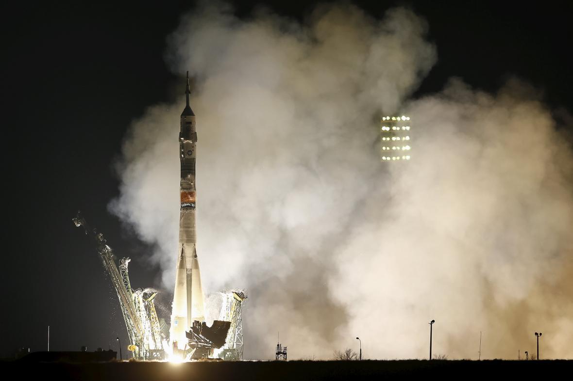 Ruská vesmírná loď