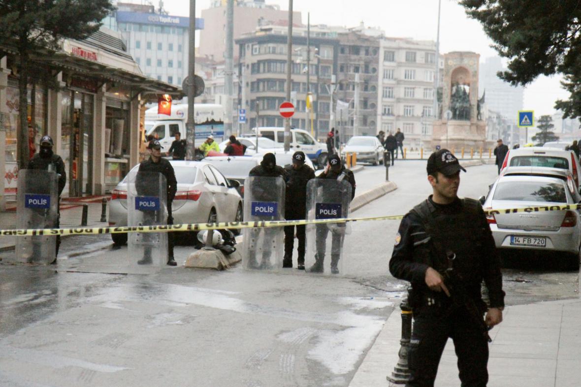 Istanbul zvýšil bezpečnostní opatření kvůli dalším atentátům
