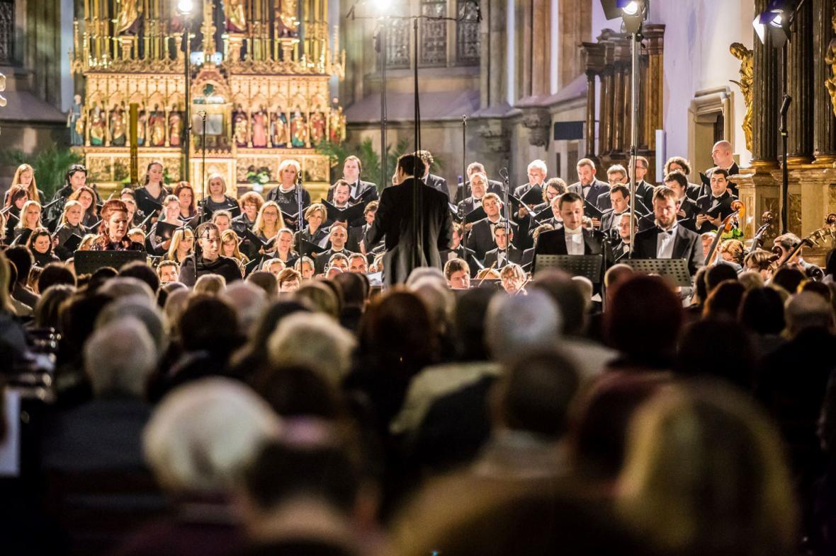 Velikonoční festival duchovní hudby