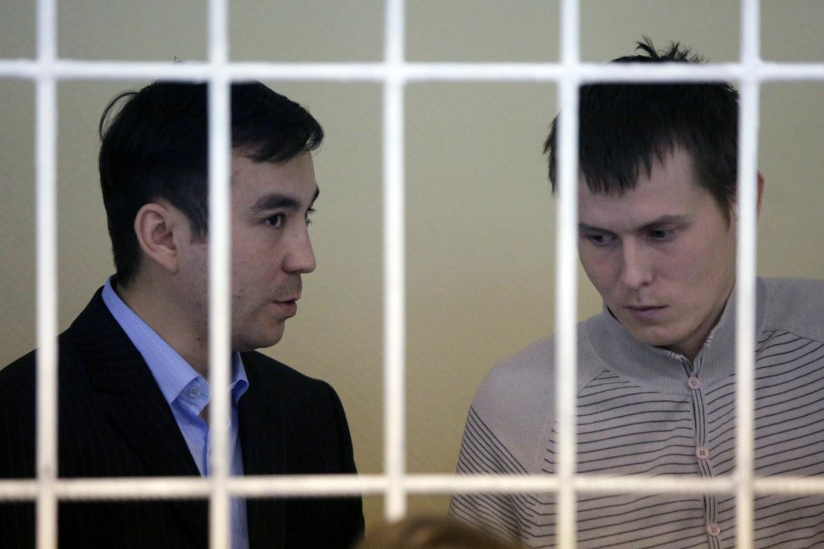Jevgenij Jerofejev a Alexandr Alexandrov