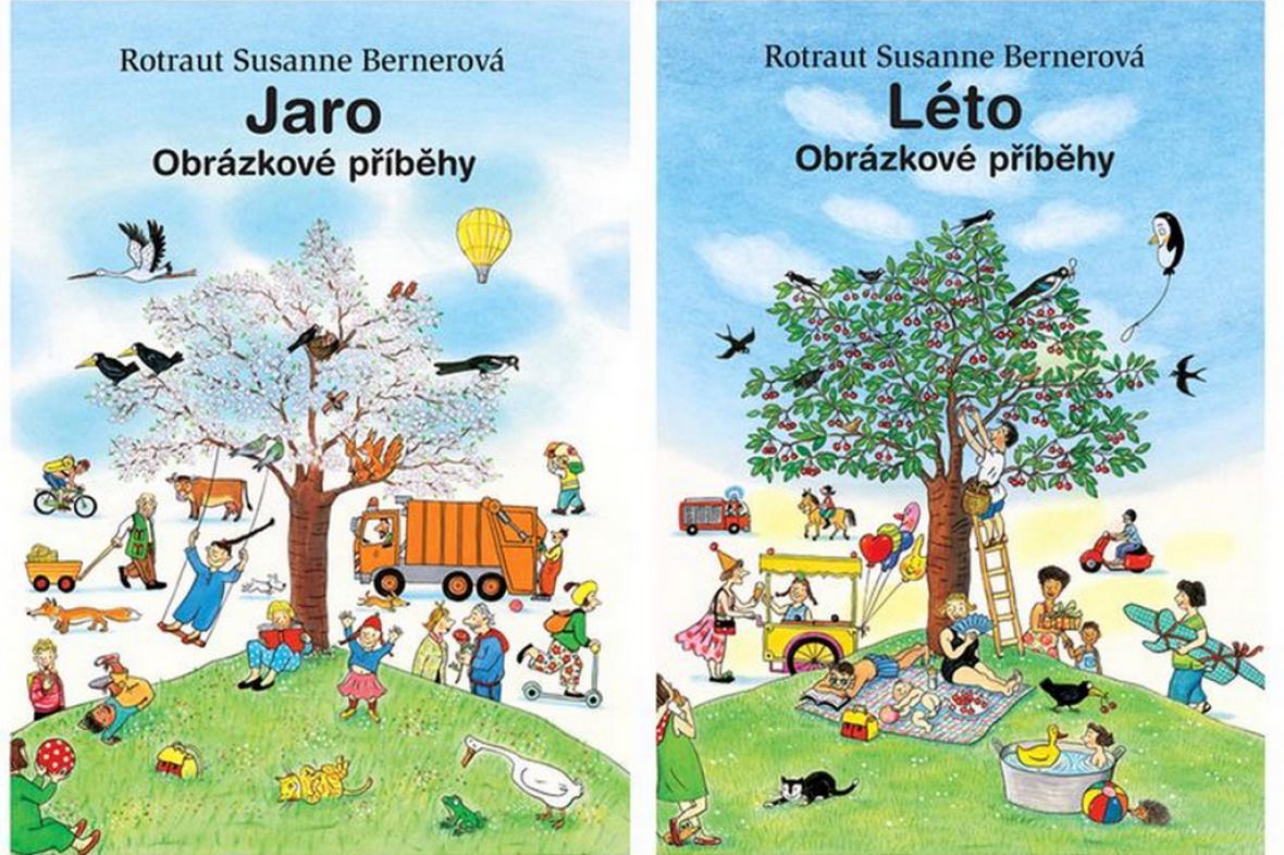 Knihy Rotraut Susanne Bernerové