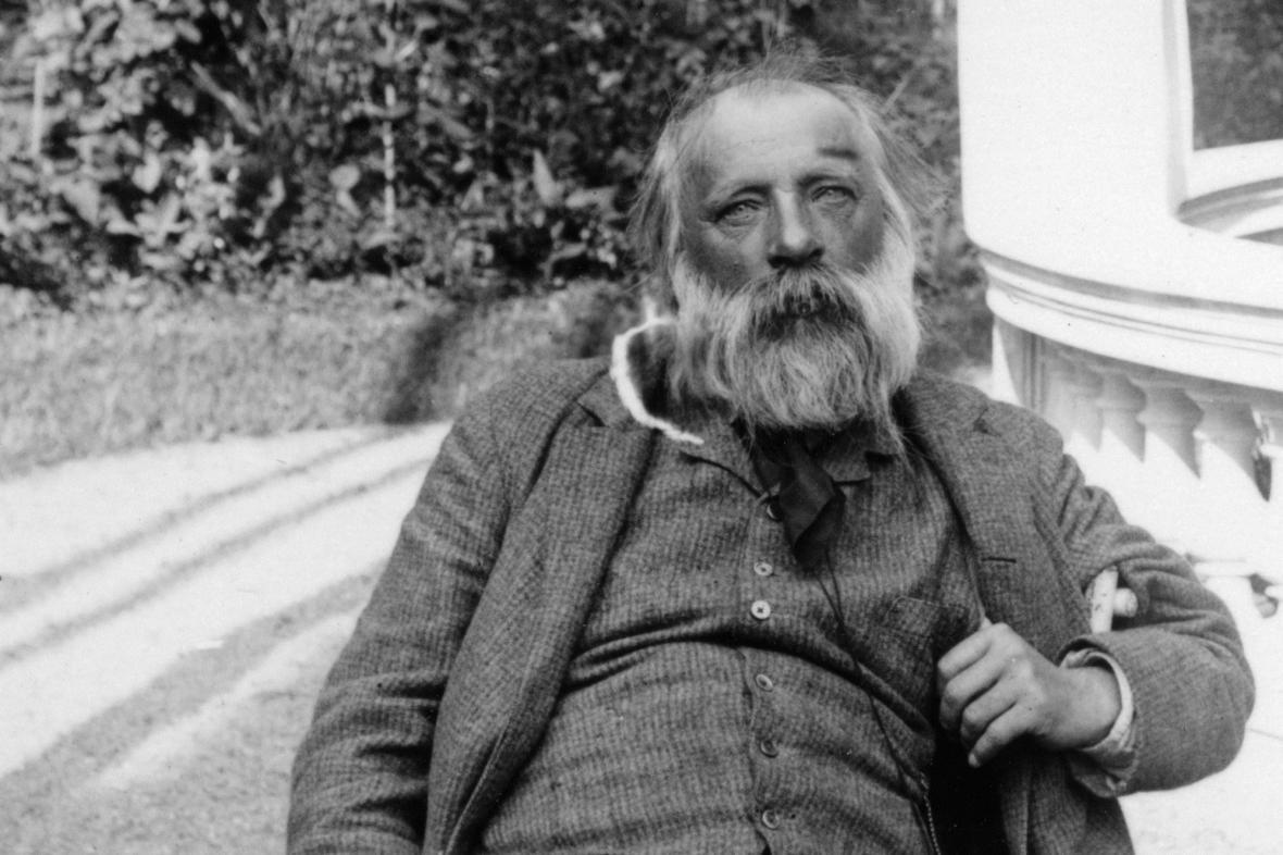 Básník Jaroslav Vrchlický