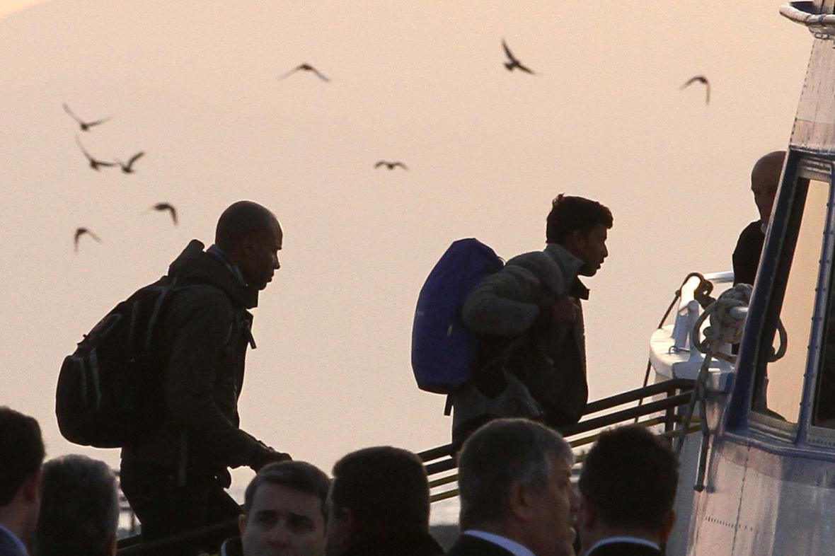 Návrat běženců do Turecka