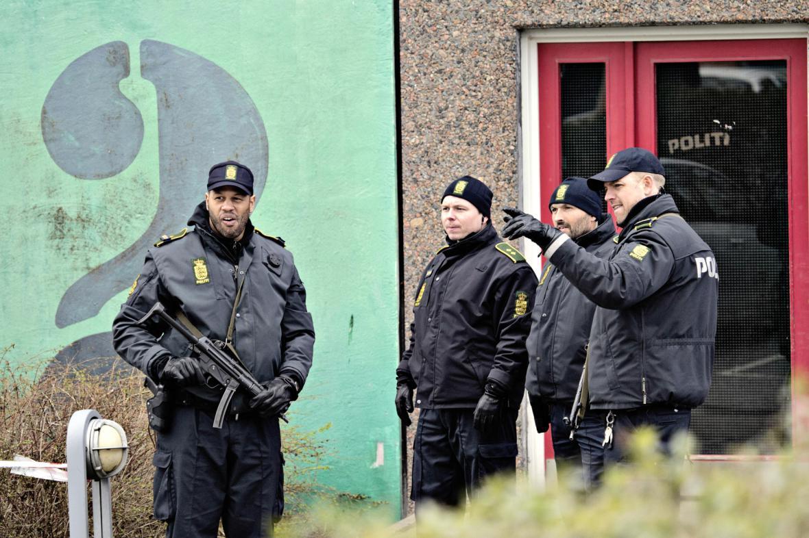 Dánská policie
