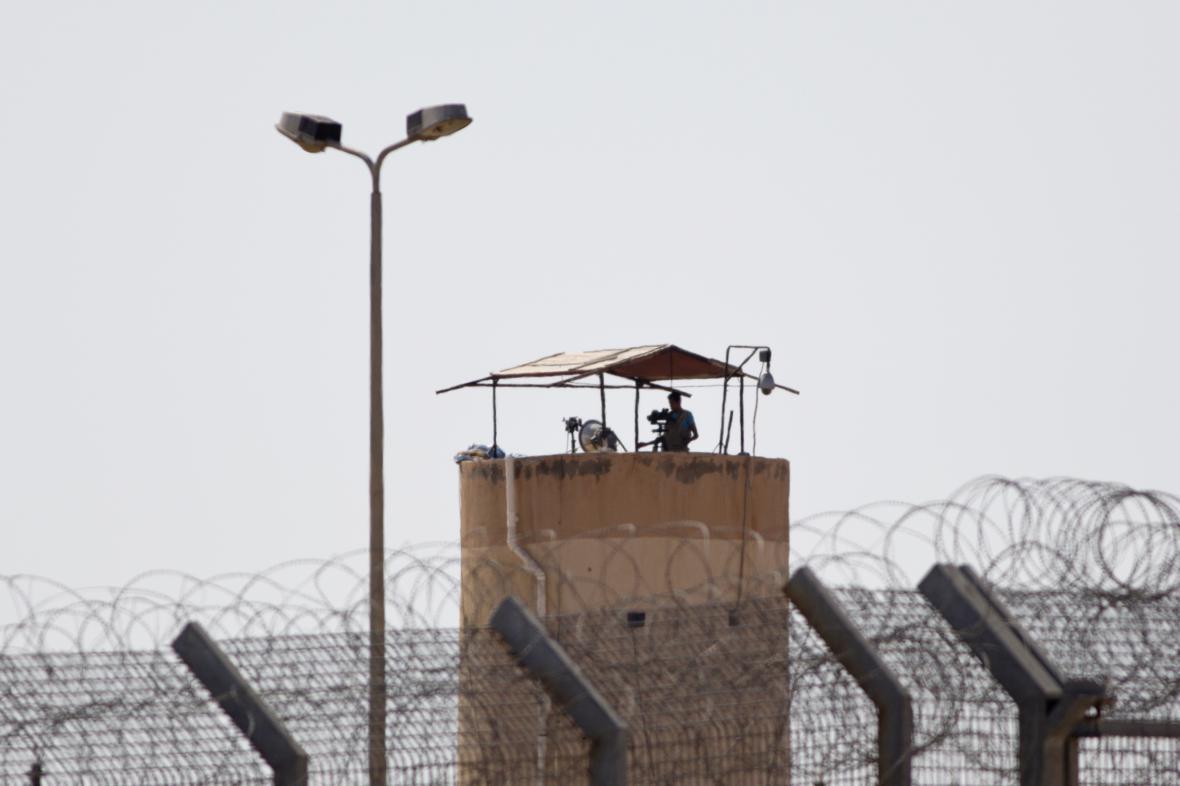 Egyptsko-izraelská hranice