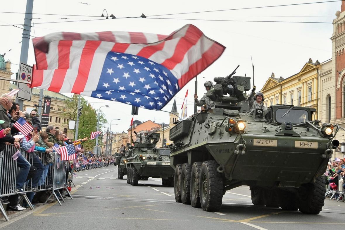 Slavnosti svobody v Plzni (2015)