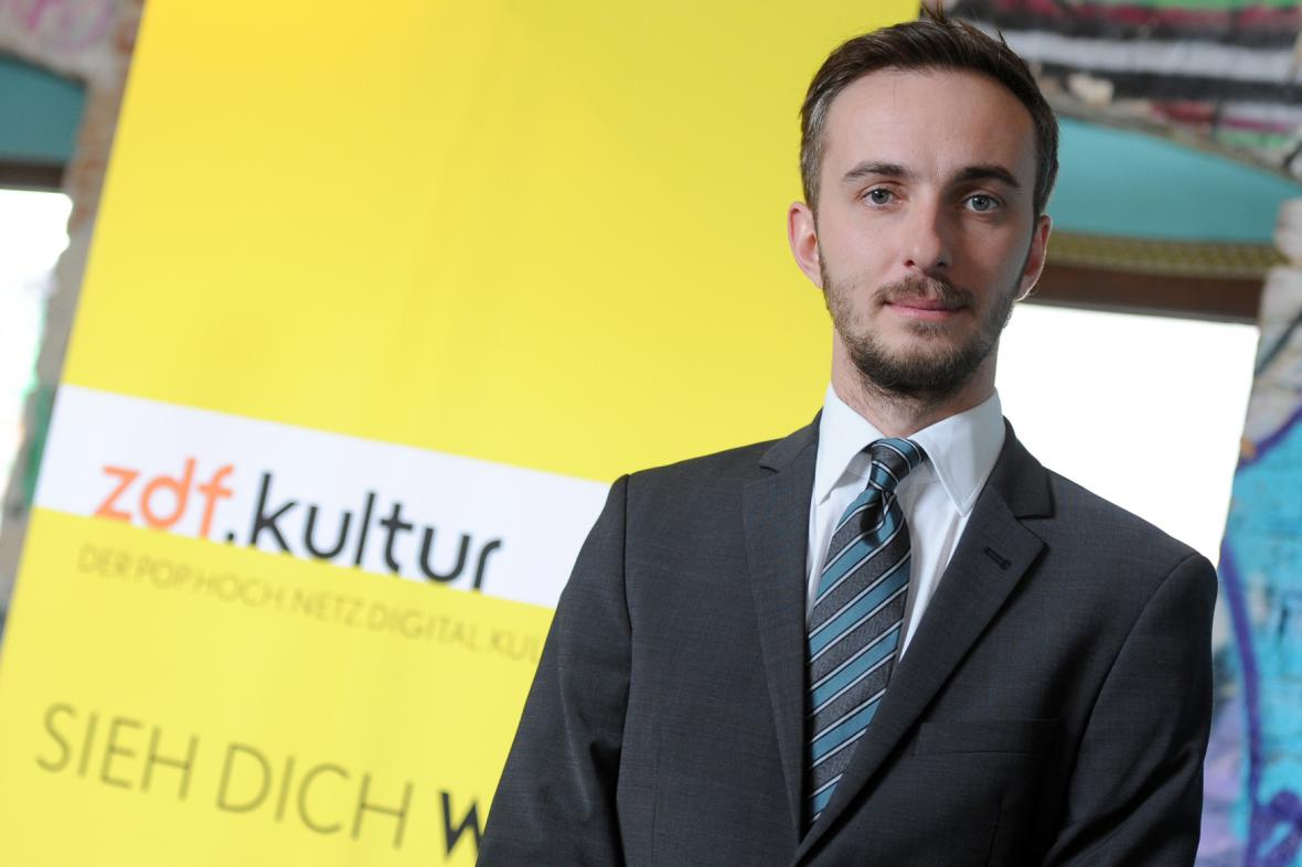 Komik Jan Böhmermann, který měl urazit tureckého prezidenta