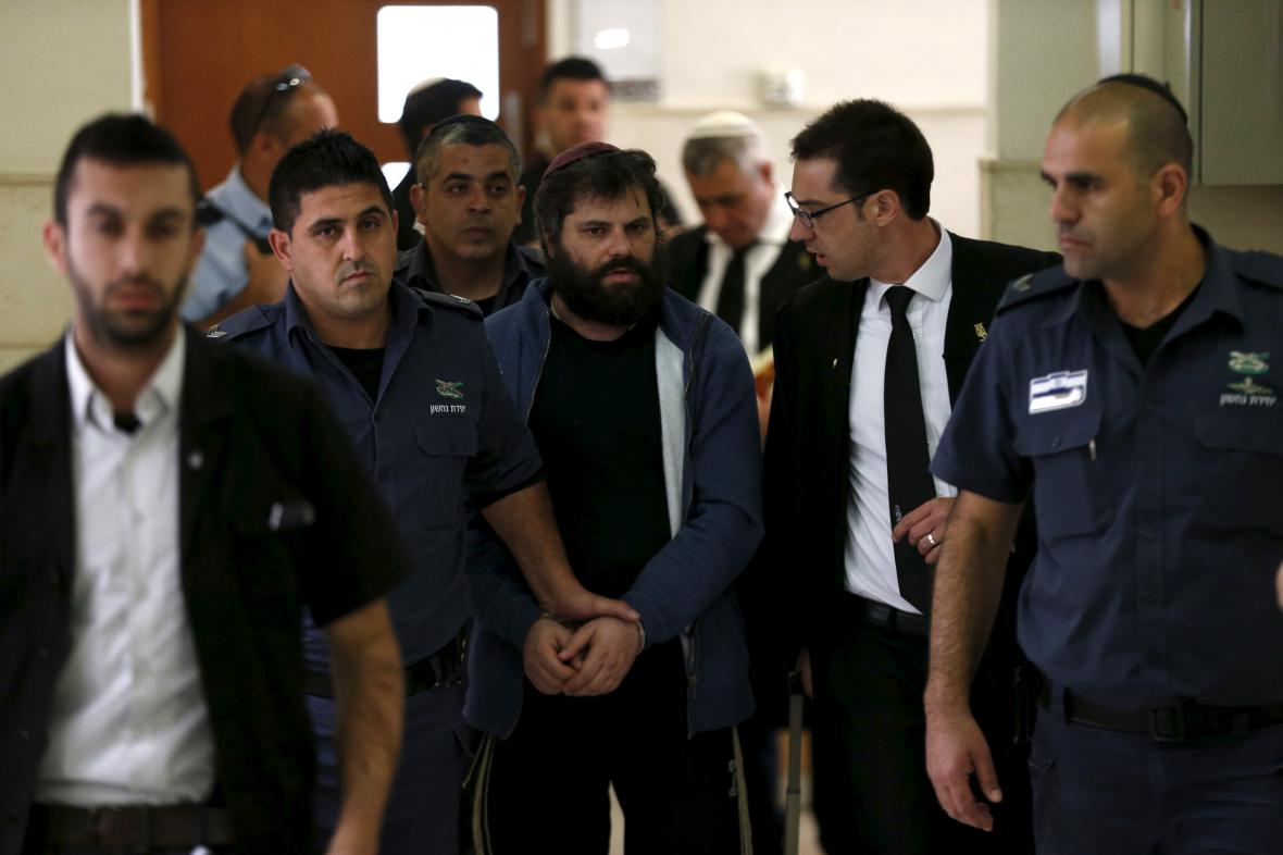 Muž, který útočil na jeruzalémské Gay Pride