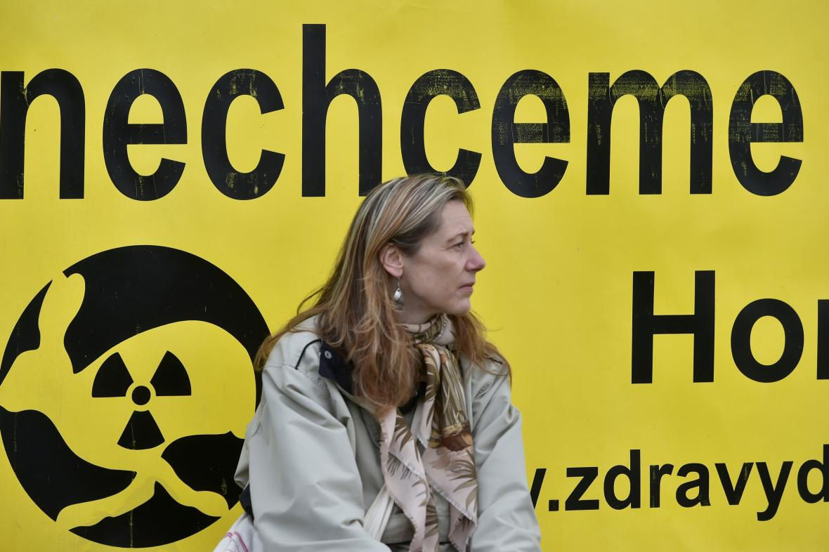 Den proti úložišti v lokalitě Horka na Třebíčsku