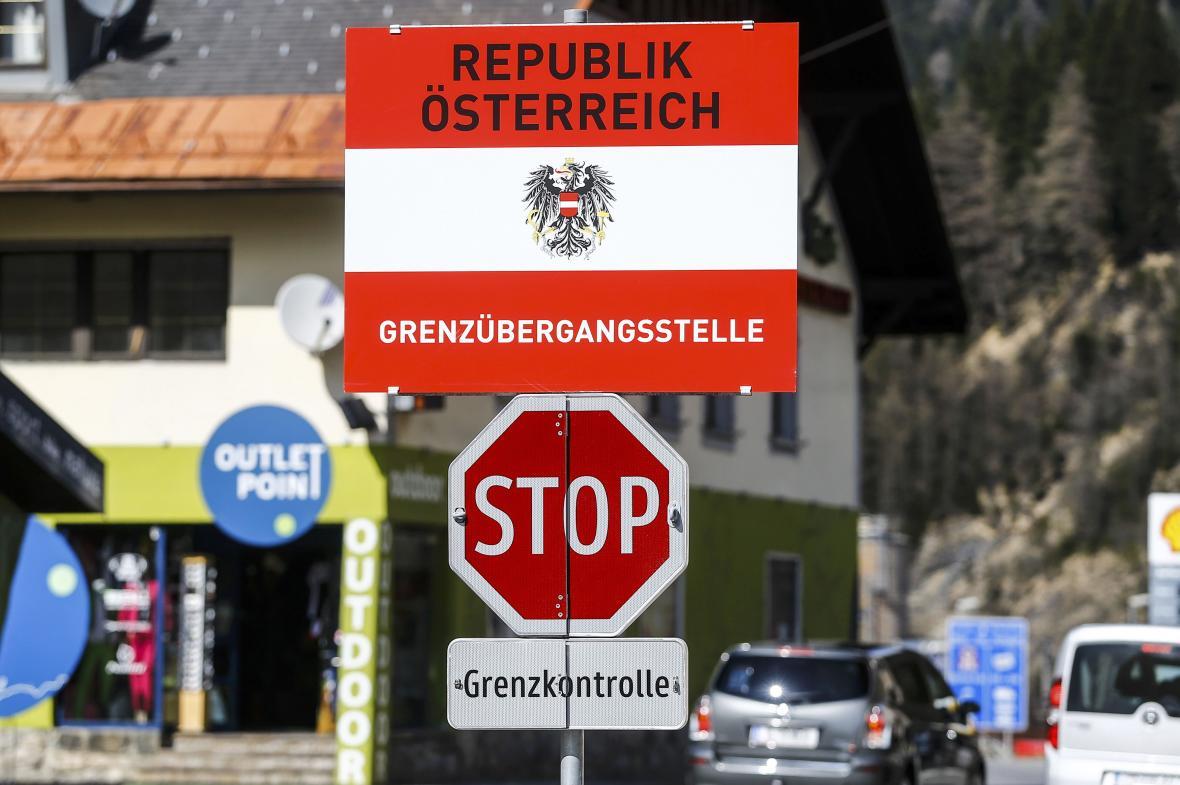 Rakouské hranice