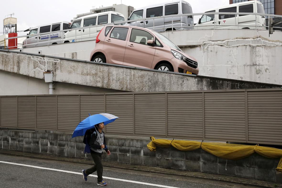 K vozům, u nichž se manipulovalo s testy, patří i Mitsubishi eK Wagon.