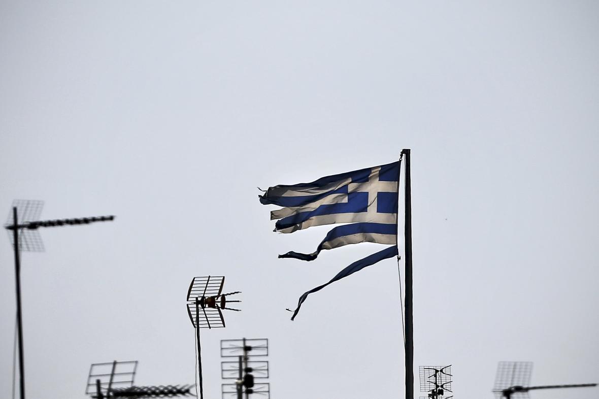 Řecký dluh