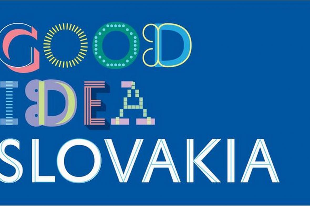 Nové logo Slovenska