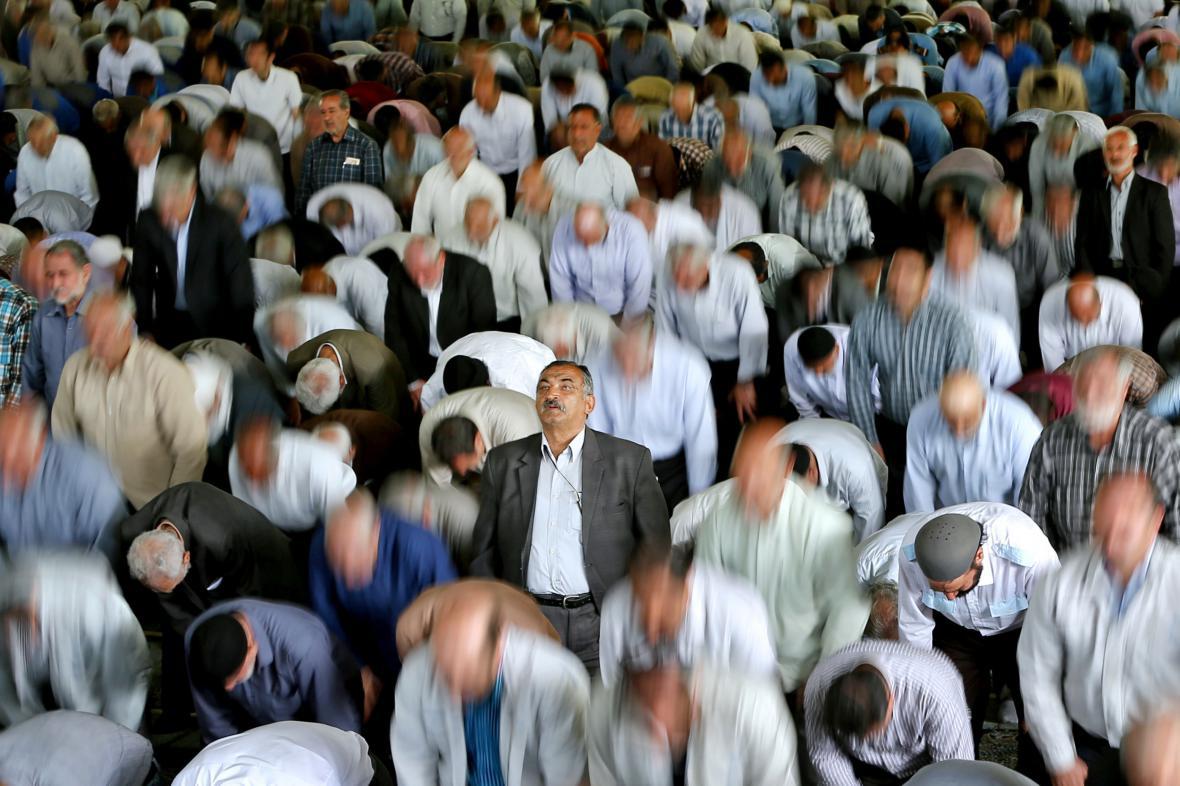 Parlamentní volby v Teheránu