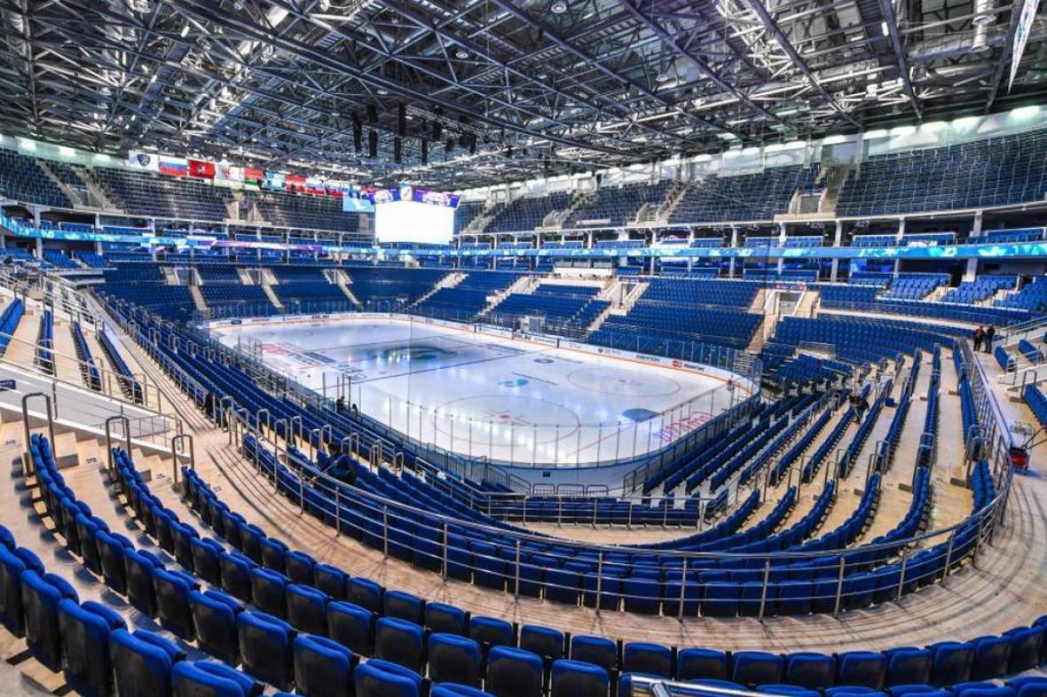 Hokejová aréna v Moskvě