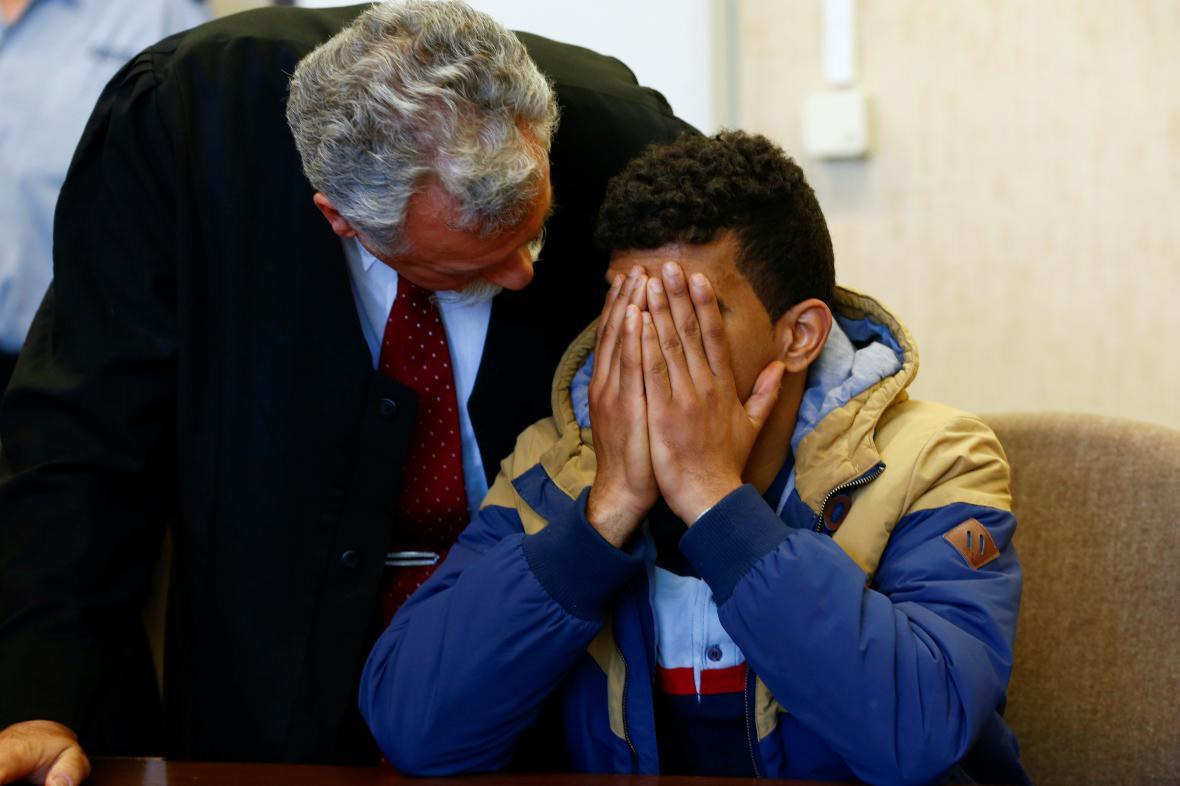 Alžířan obviněný ze sexuálních útoků v Kolíně nad Rýnem