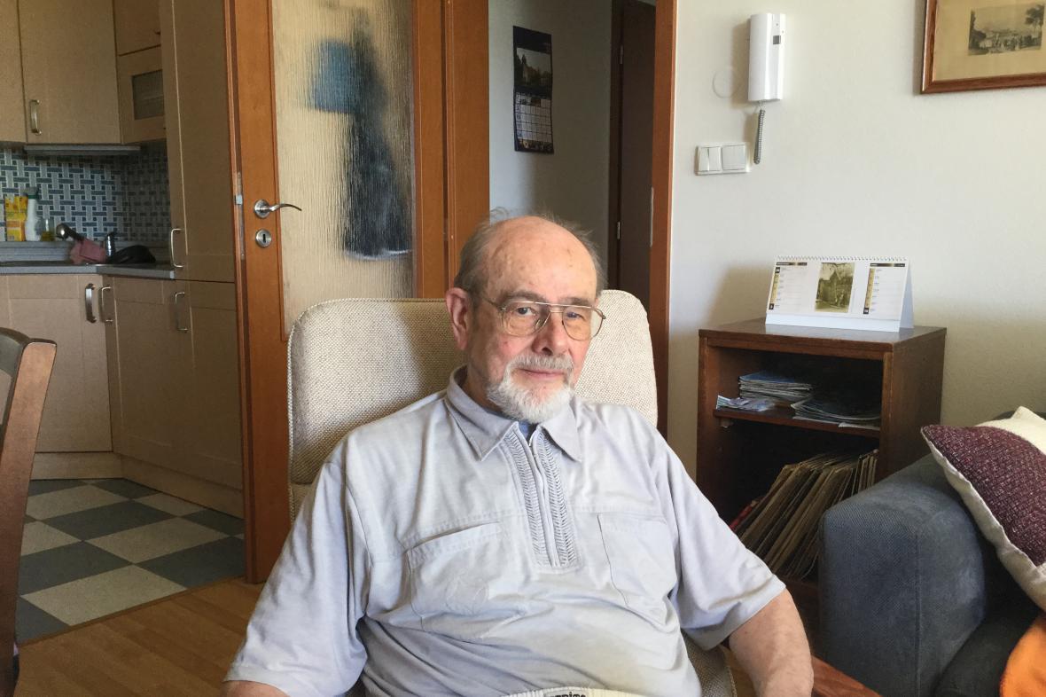 Psycholog Pavel Říčan