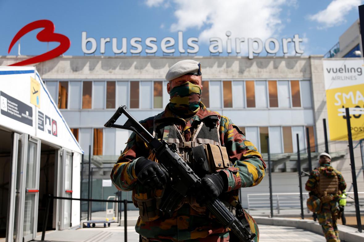 Belgický voják