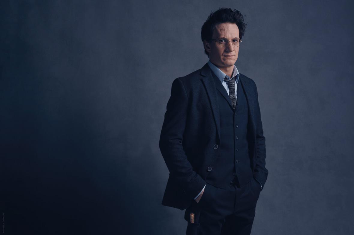 Jamie Parker jako Harry Potter