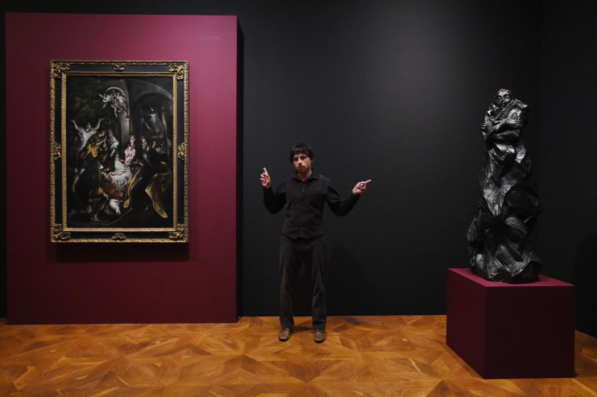 El Greco / Klanění pastýřů