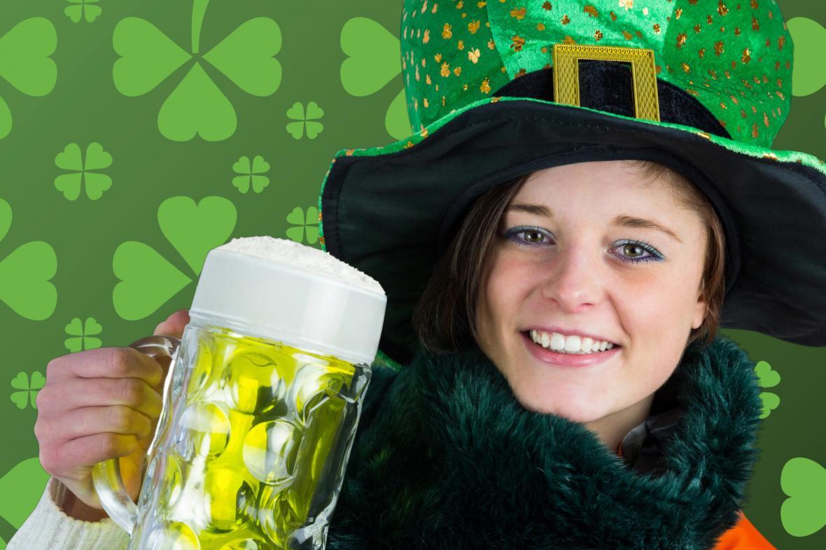 Irové mají pivo v oblibě