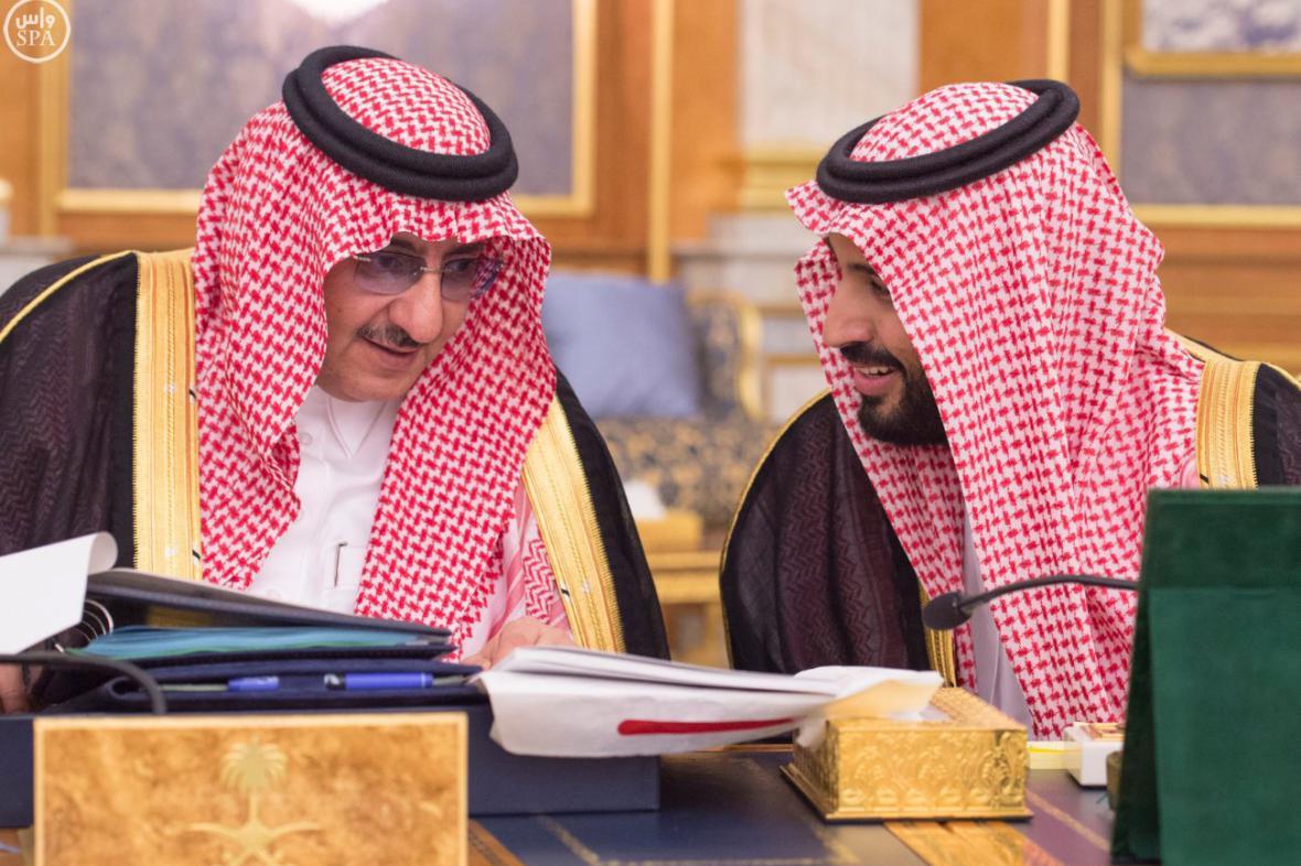 Vedení Saúdské Arábie