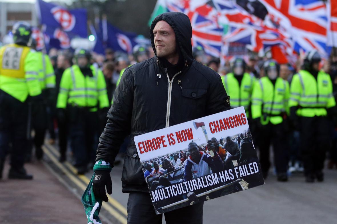 Protest proti imigraci