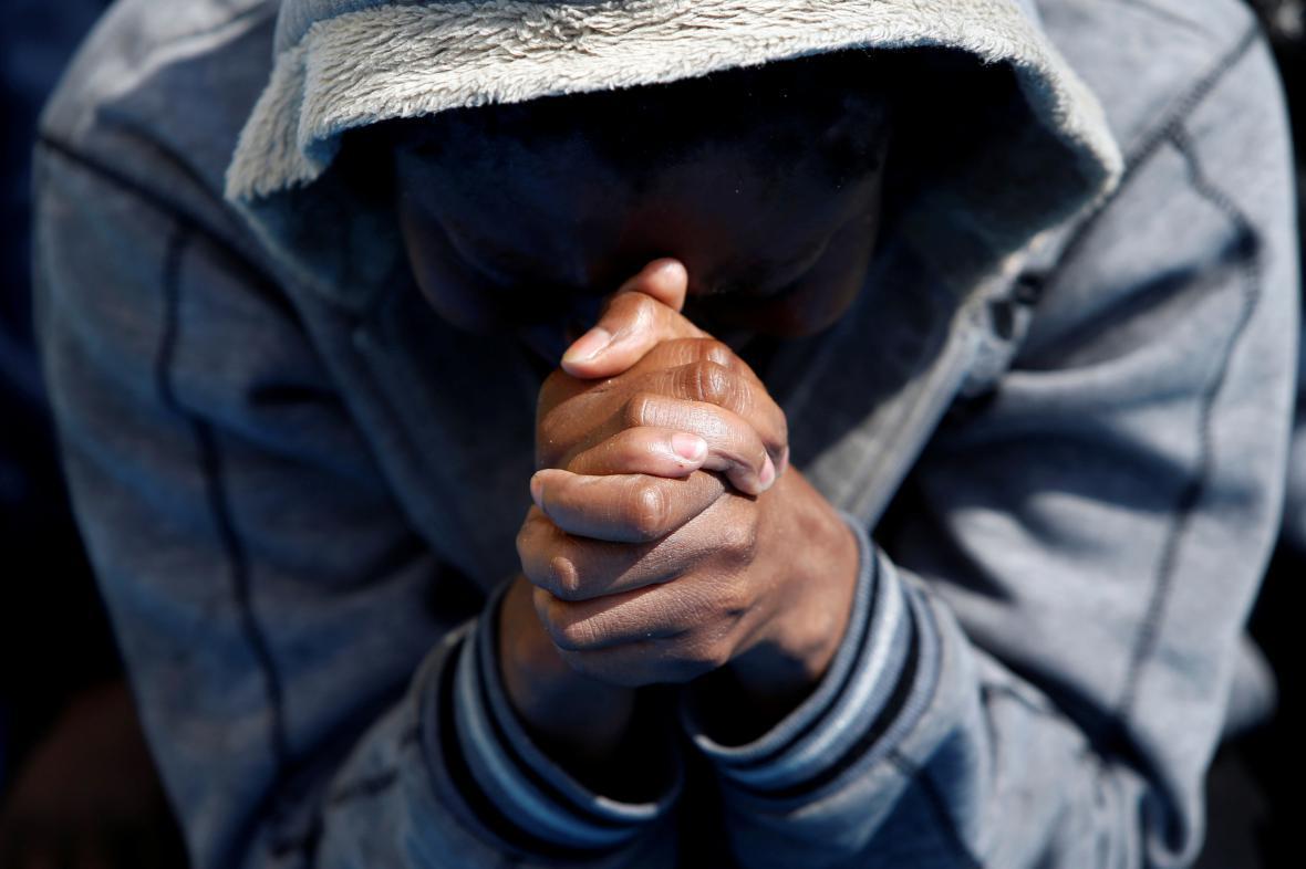 Africký uprchlík