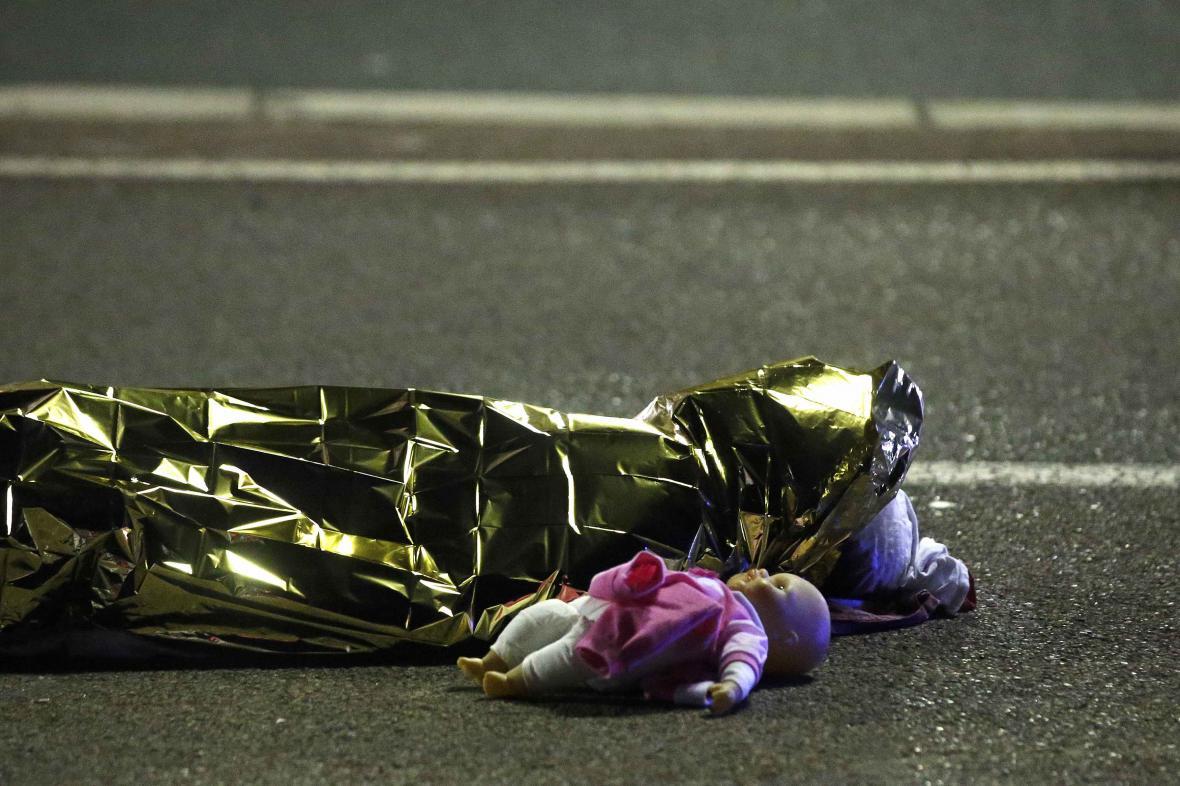 Tragédie v Nice