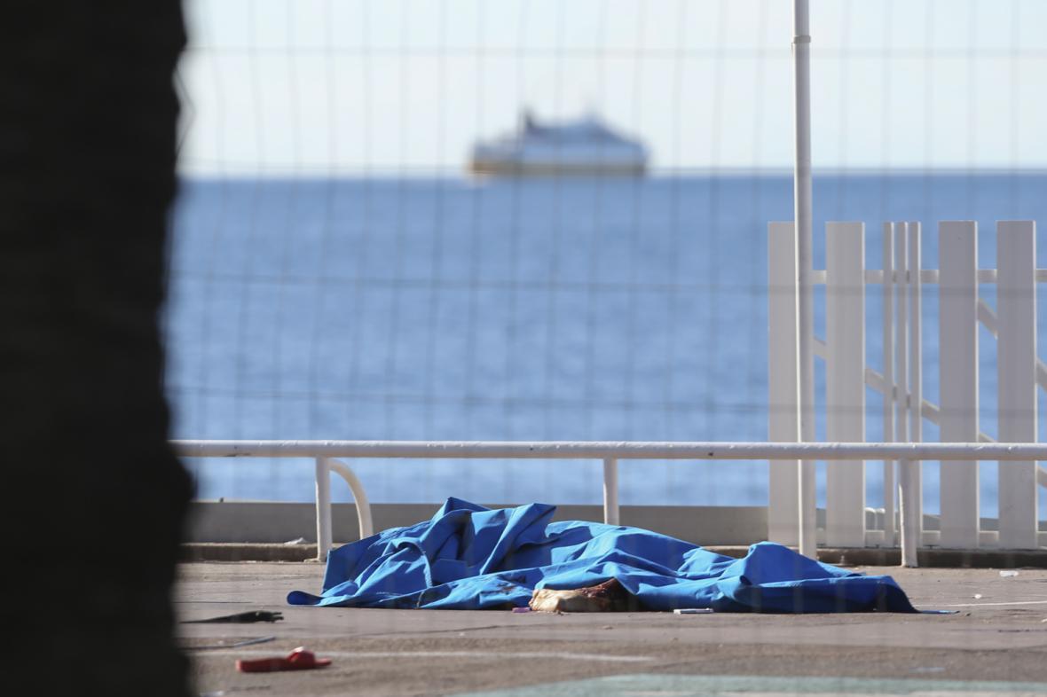 Útok v Nice