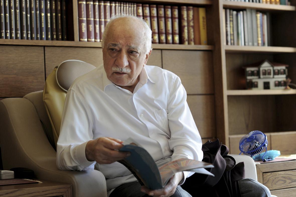 Fethullan Gülen žije v americké Pensylvánii od roku 1999
