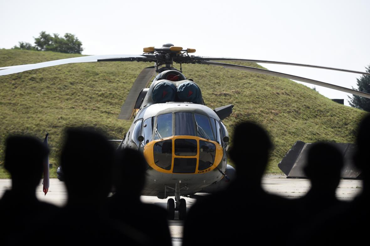 V Pardubicích skončil výcvik iráckých pilotů