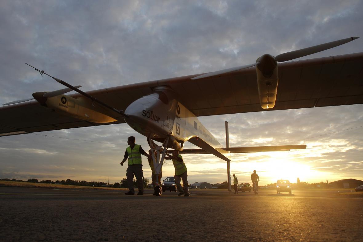 Letoun Solar Impulse