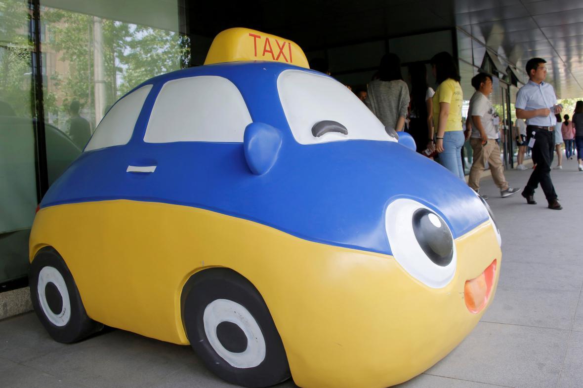 Uber v Číně