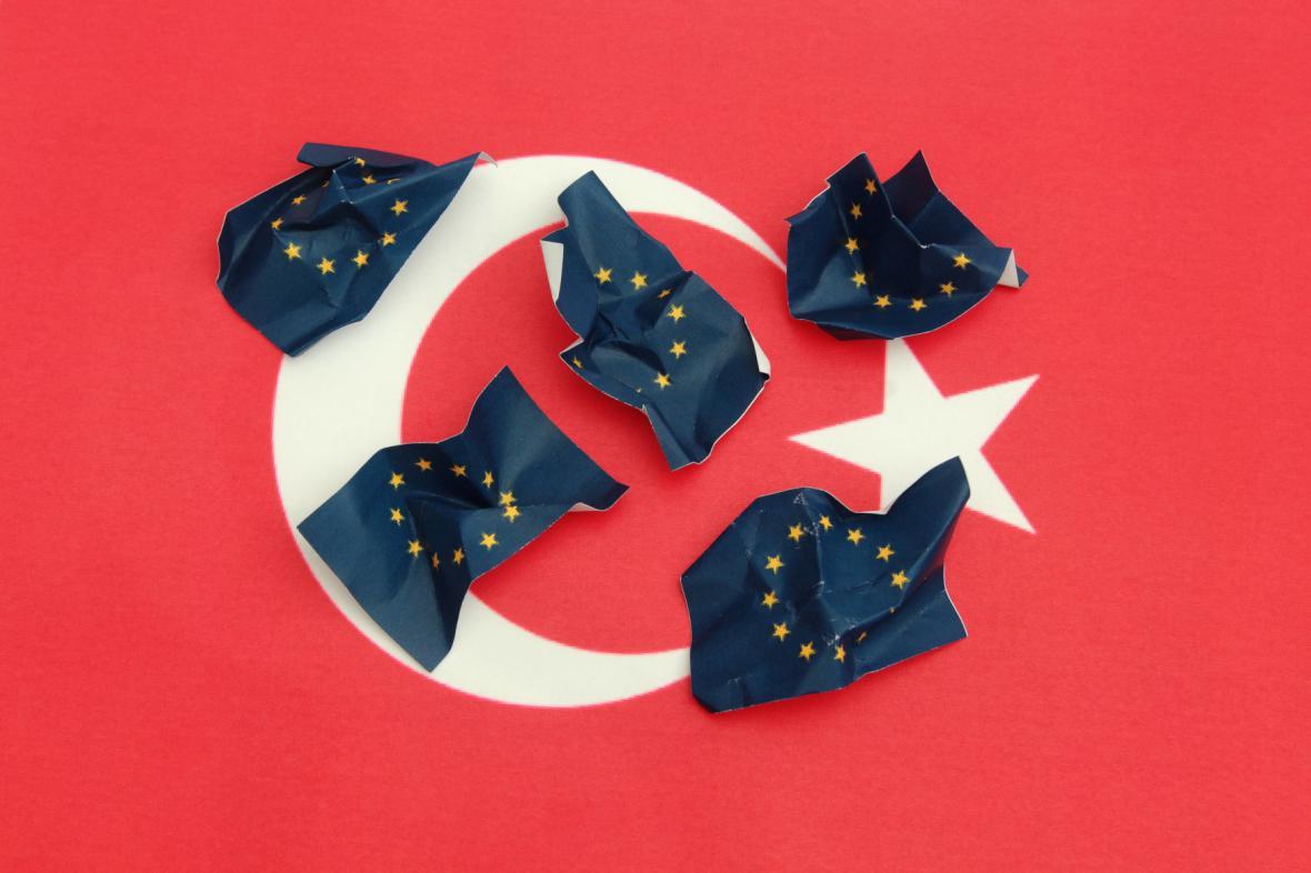 Komplikované vztahy mezi Tureckem a Evropskou unií