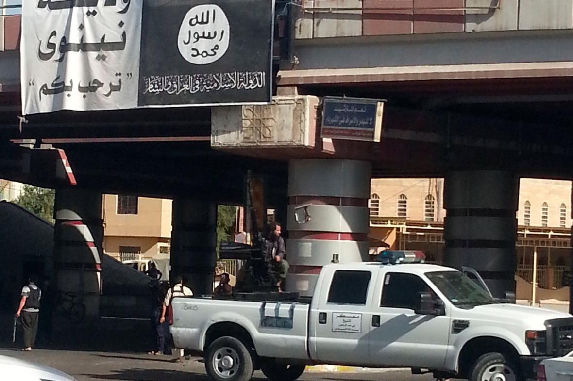 Islámský stát v Mosulu