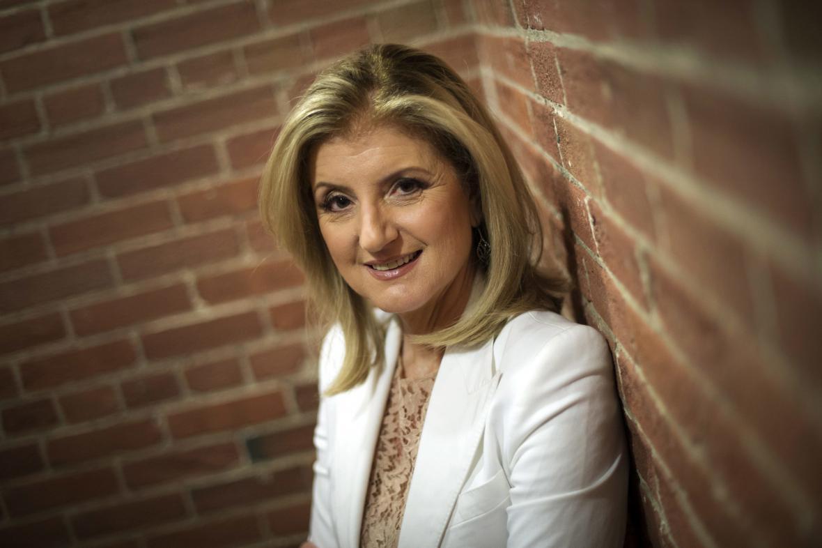 Arianna Huffingtonová
