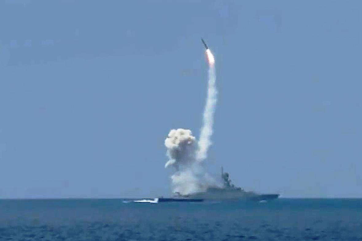 Ruské námořnictvo ve Středozemním moři