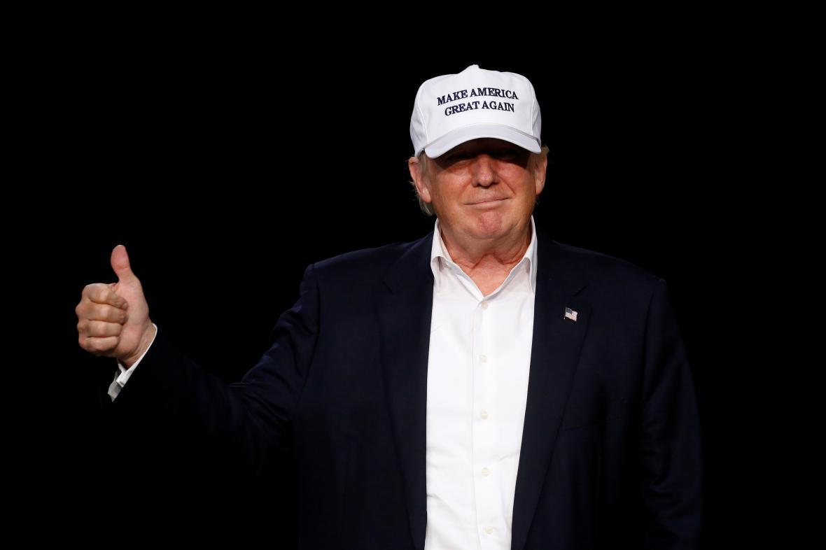 Donald Trump v Michiganu